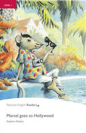 Level 1: Marcel Goes to Hollywood CD for Pack by Stephen Rabley image