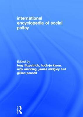 International Encyclopedia of Social Policy image