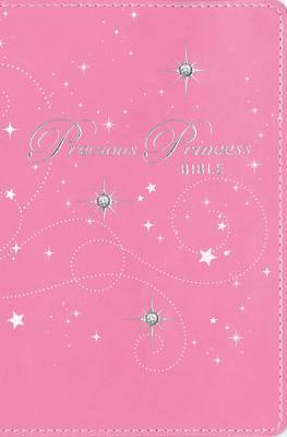NirV Precious Princess Bible by Zondervan image