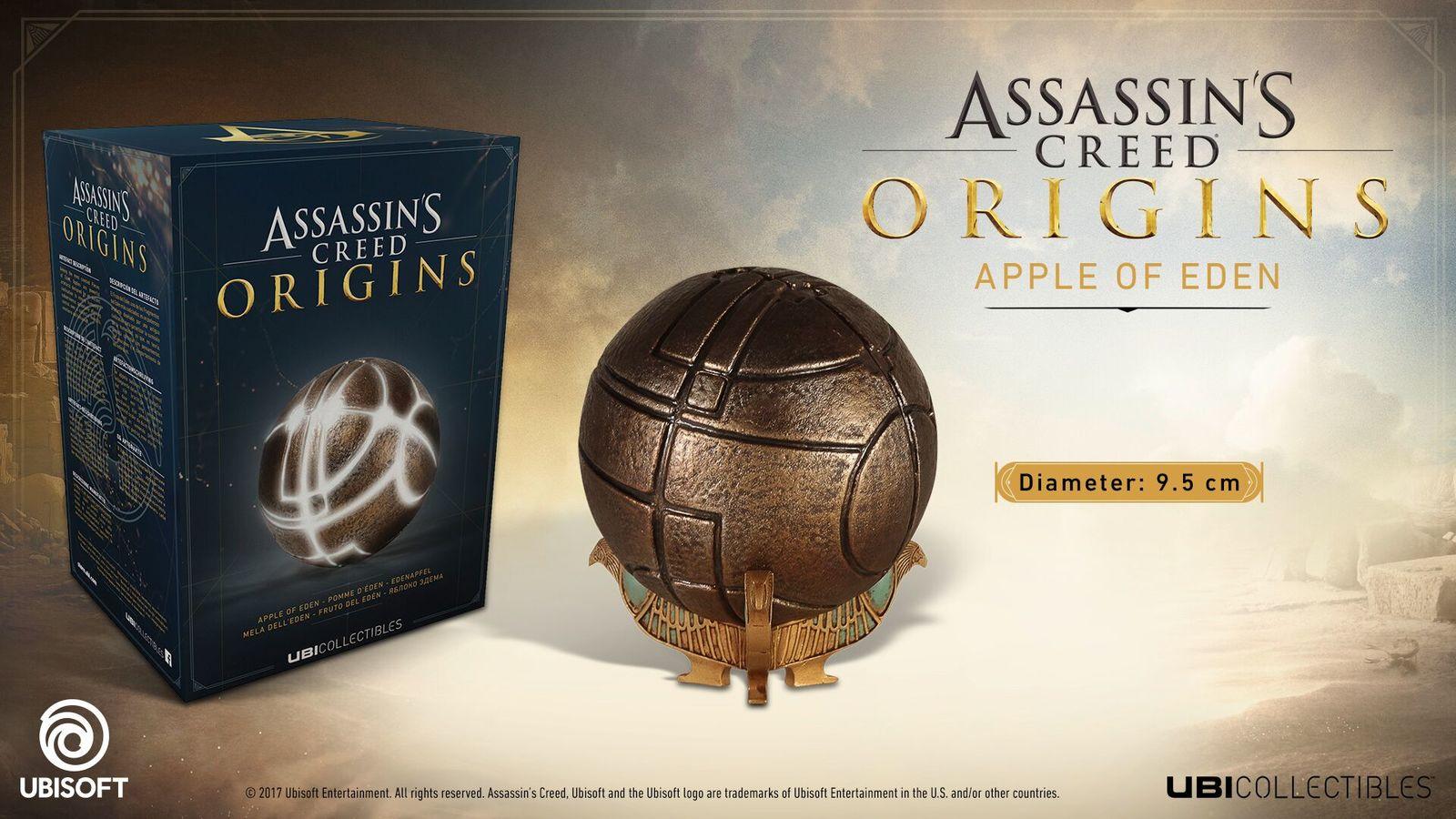 Assassin S Creed Origins Apple Of Eden At Mighty Ape Australia
