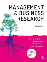 Management and Business Research by Mark Easterby-Smith