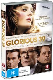 Glorious 39 on DVD