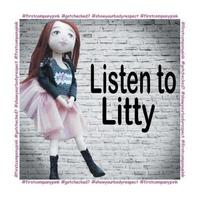 Listen to Litty . . . by Linda Bonanno image