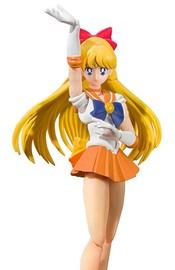 Sailor Moon: Sailor Venus (Animation Color Edition) - S.H. Figuarts Figure