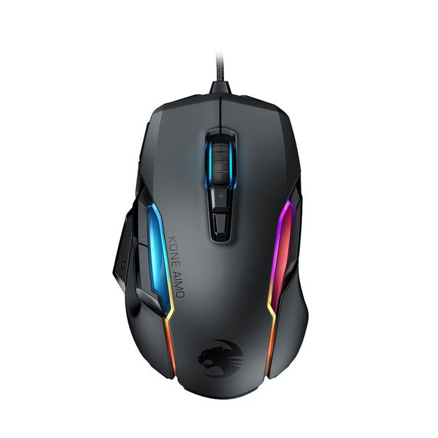 ROCCAT Kone Aimo Remastered Gaming Mouse - Black for PC