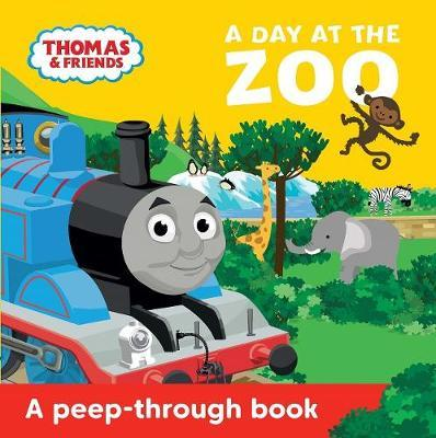 Thomas & Friends: A Day at the Zoo by Thomas & Friends