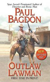 Outlaw Lawman by Paul Bagdon image