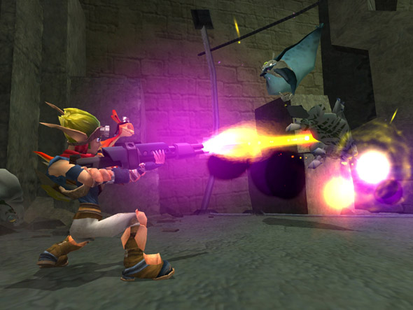 Jak 3 for PlayStation 2 image