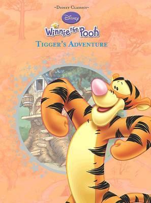 Disney Diecut Classics: Tigger's Adventure