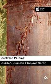 "Aristotle's ""Politics"" by Judith A. Swanson"