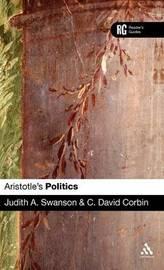 "Aristotle's ""Politics"" by Judith A. Swanson"