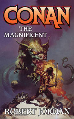 Conan the Magnificent by Professor of Theatre Studies and Head of the School of Theatre Studies Robert Jordan (University of New South Wales Leeds Institute of Molecular Medic