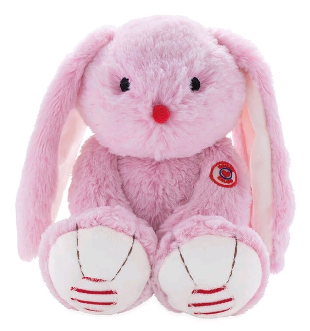 Kaloo: Pink Rabbit - Medium Plush (31cm)