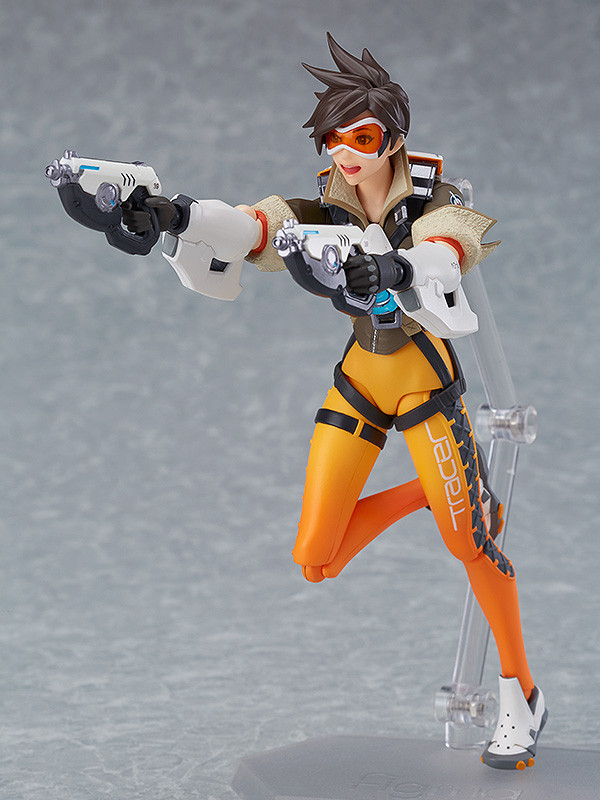 Overwatch: Tracer - Figma Figure image