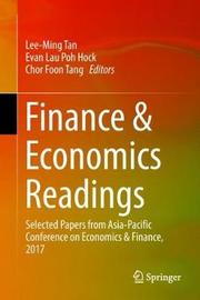 Finance & Economics Readings