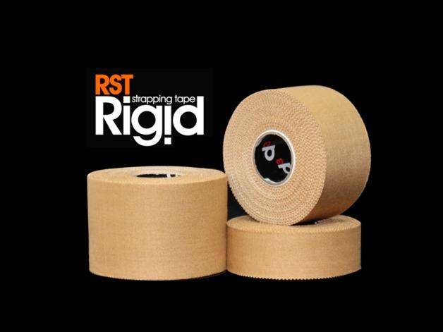 d3 Rigid Strapping Tape - Twin Pack Beige (2x38mm x13.7)