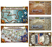 Ticket to Ride Expansion: USA 1910 image