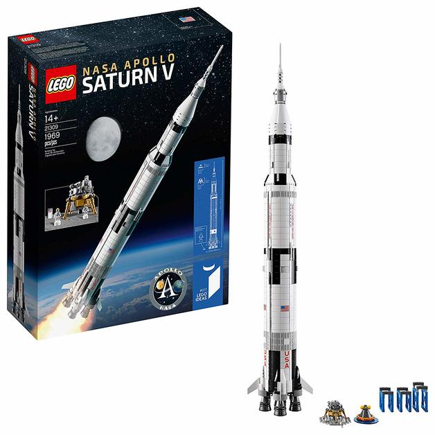 LEGO Ideas: NASA Apollo Saturn V (21309)