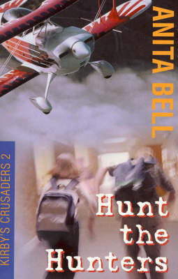 Hunt the Hunters by Anita Bell image
