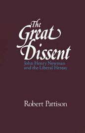 The Great Dissent by Robert Pattison image