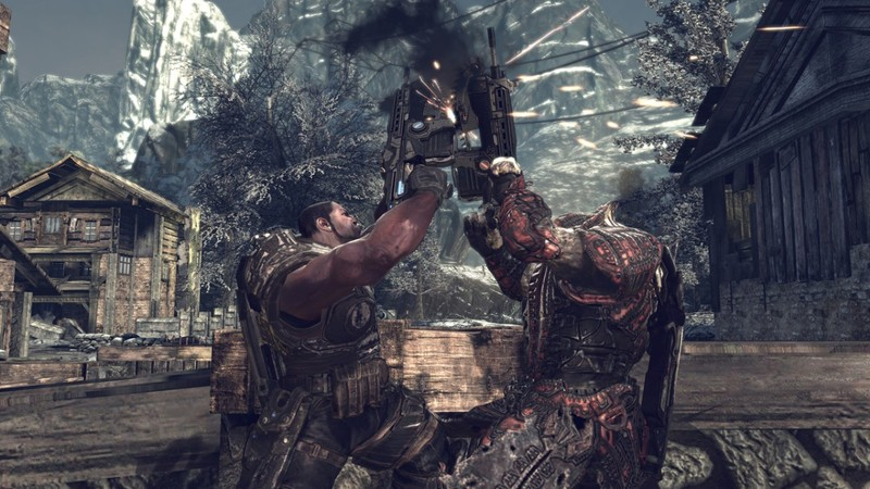 Gears of War 2 (Classics) for X360 image