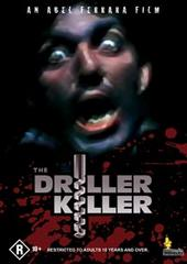 Driller Killer on DVD