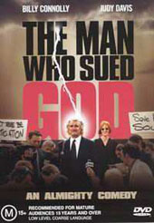 The Man Who Sued God on DVD