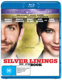 Silver Linings Playbook on Blu-ray, UV