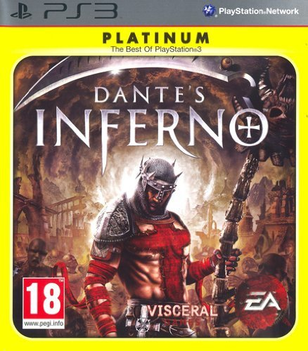 Dante's Inferno (Platinum) | PS3 | Buy Now | at Mighty Ape NZ