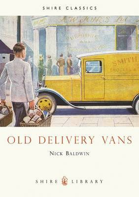 Old Delivery Vans by Nick Baldwin image