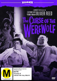 Hammer Horror - The Curse Of The Werewolf DVD