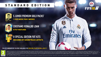 FIFA 18 for PS4 image