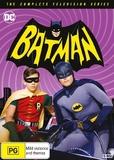 Batman - The TV Series (1966-68) DVD