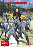 Assassination Classroom - Season 2: Part 2 (Eps 14-25) on DVD