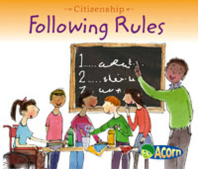 Following Rules by Cassie Mayer
