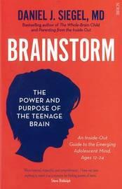 Brainstorm: The Power And Purpose Of The Teenage Brain by Daniel Siegel