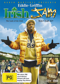 Irish Jam on DVD image