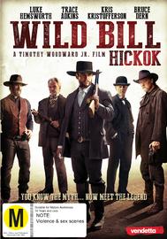 Wild Bill (Hickok) on DVD
