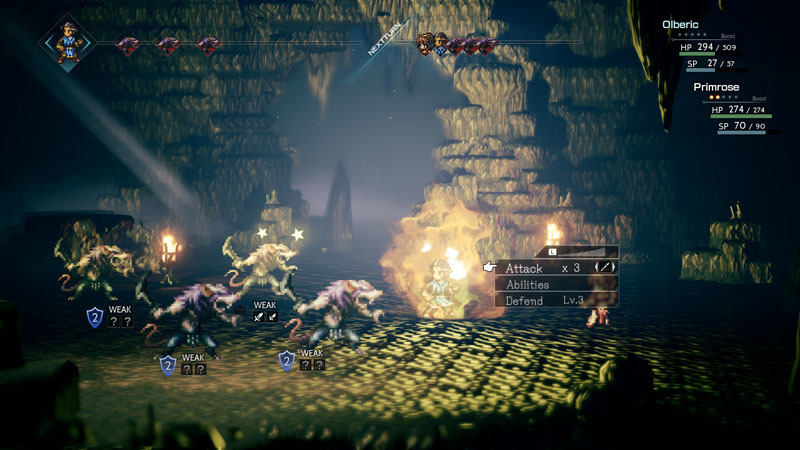 Octopath Traveler for Nintendo Switch image