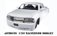 Jada: 1/24 Chevy Dooley '99 - Diecast Model (White)