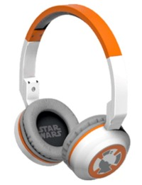 Tribe: Wired Headphones - BB8