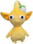 "Pikmin: Yellow Bud Pikmin - 7"" Plush"