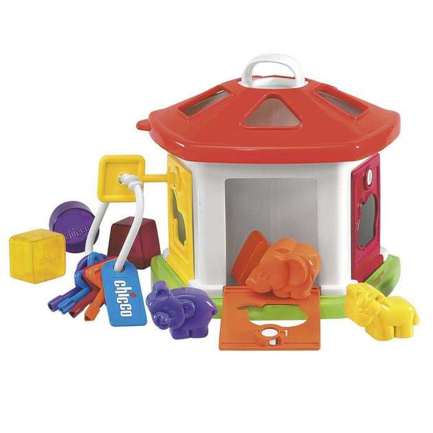 Chicco: Shape Sorter Animal Cottage