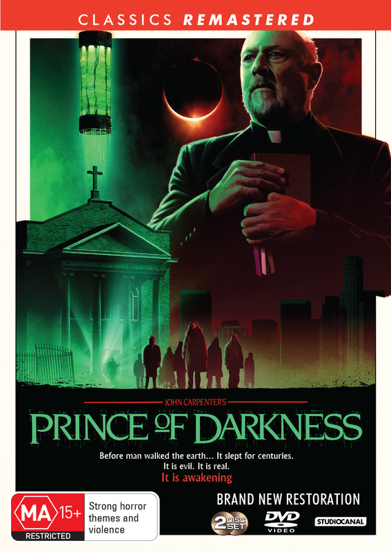 Prince Of Darkness (1987) on DVD