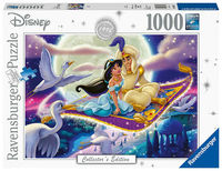 Ravensburger: 1,000 Piece Puzzle - Disney Moments (Aladdin) image