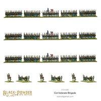 Black Powder Epic Battles: American Civil War Confederate Brigade