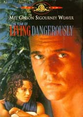 The Year of Living Dangerously on DVD