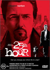 25th Hour on DVD