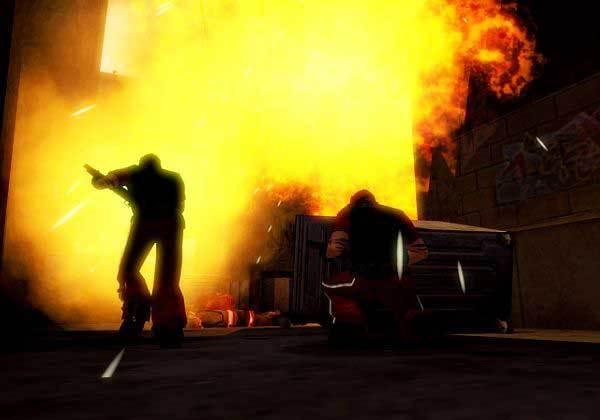 Urban Chaos: Riot Response for Xbox image