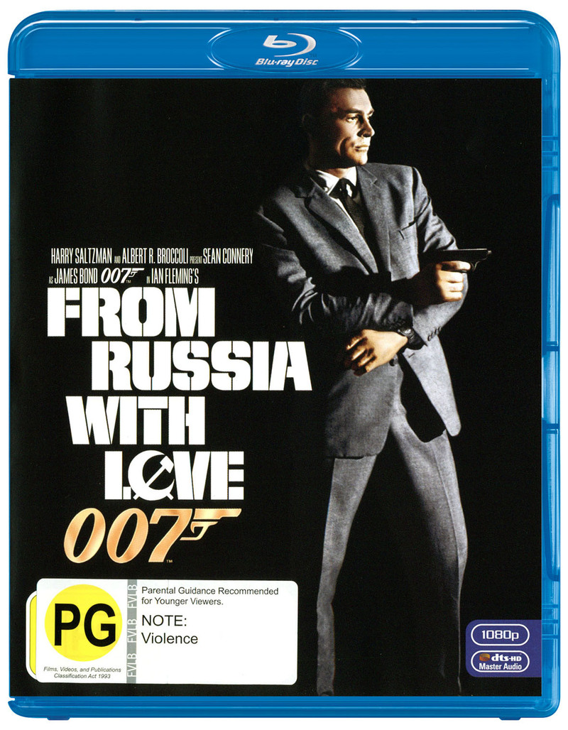 From Russia With Love (2012 Version) on Blu-ray image